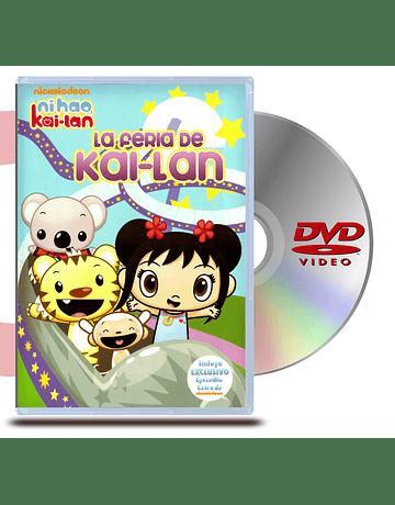 DVD Ni Hao Kai-Lan: La Feria de Kai-Lan