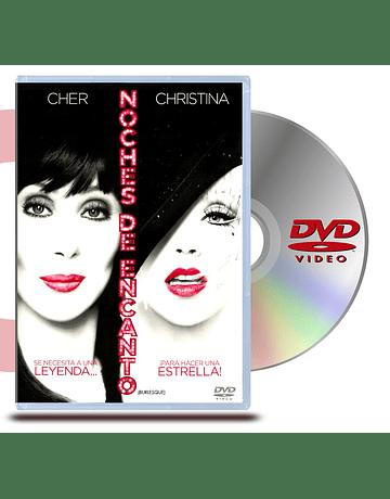 DVD Noches de Encanto