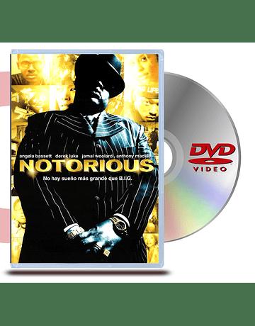 DVD Notorius