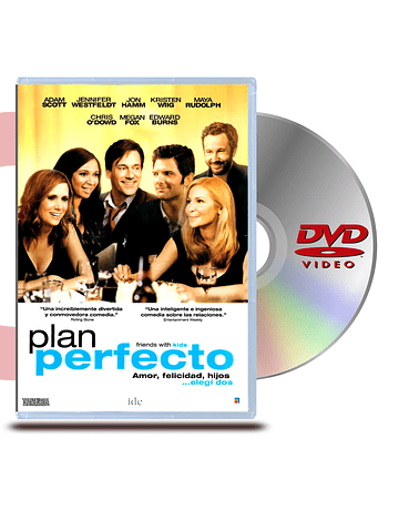 DVD Plan Perfecto