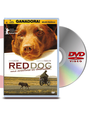DVD Red Dog