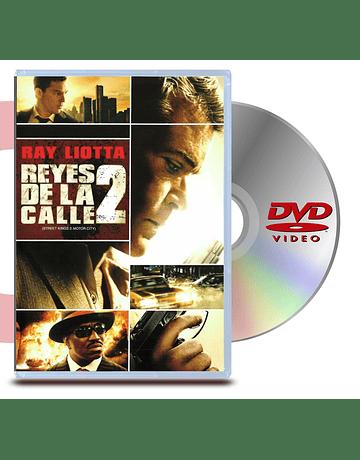 DVD Reyes de la Calle 2