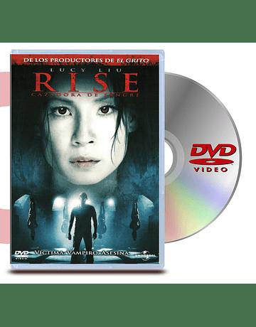 DVD Rise: Cazadora de sangre