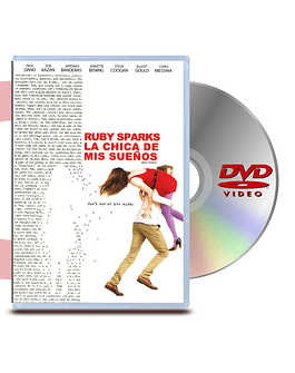 DVD Ruby: La Chica de Mis Sueños