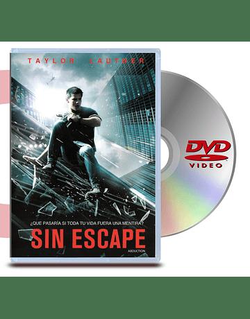 DVD Sin Escape