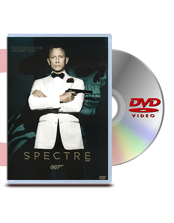 DVD Spectre 007