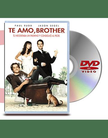 DVD Te Amo Brother