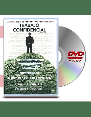 DVD Trabajo Confidencial