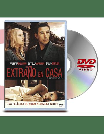 DVD Un Extraño En Casa