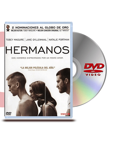 DVD Hermanos
