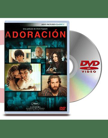DVD Adoración