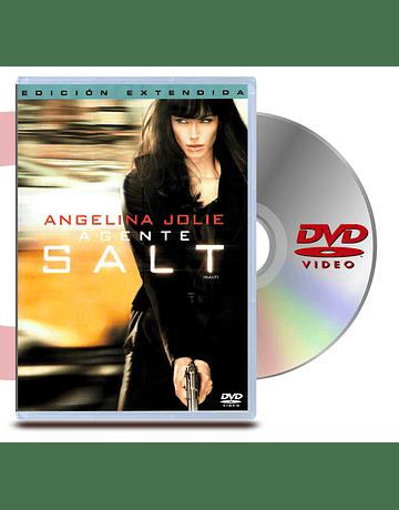 DVD Agente Salt