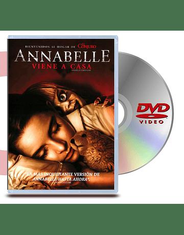 DVD Annabelle : Viene a Casa