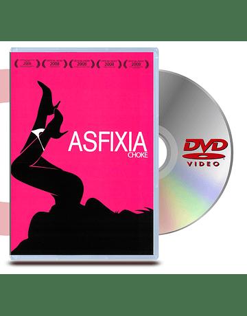 DVD Asfixia
