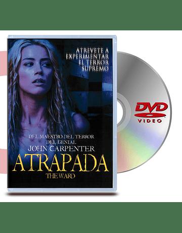 DVD Atrapada