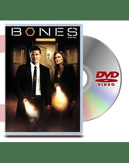 DVD Bones Temporada 3