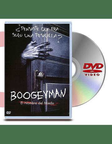 DVD Boogeyman: El Nombre del Miedo