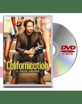 DVD Californication : Temp 3