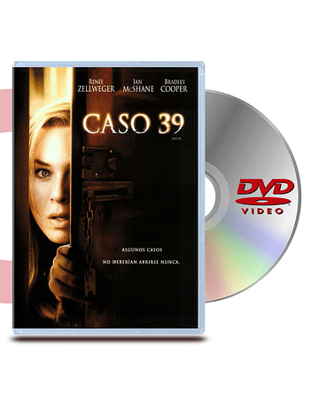 DVD Caso 39