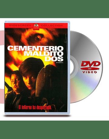 DVD Cementerio Maldito 2