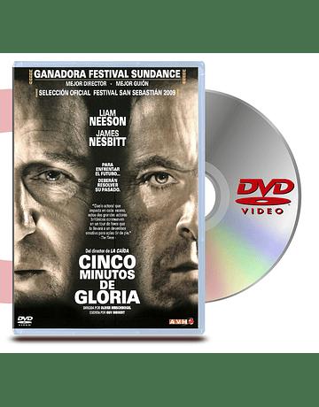 DVD Cinco Minutos de gloria