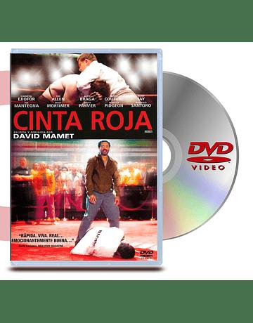 DVD Cinta Roja