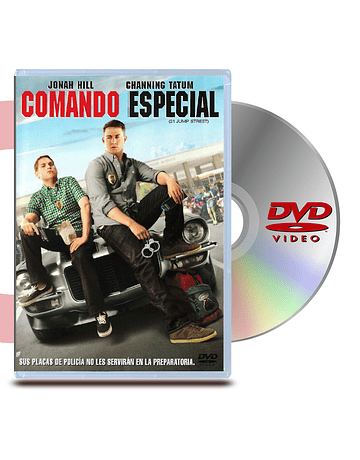 DVD Comando Especial