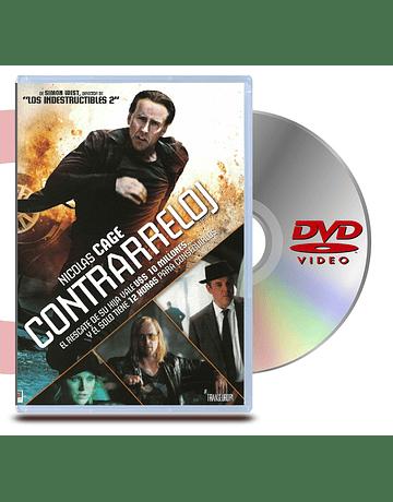 DVD Contrarreloj