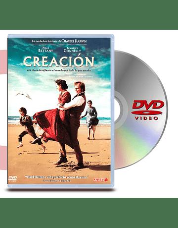 DVD Creación