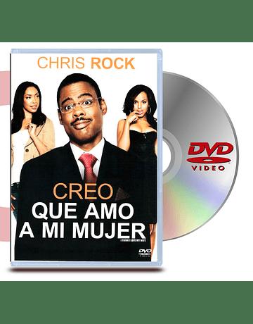 DVD Creo que Amo a Mi Mujer