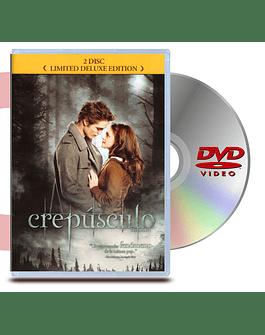DVD Crespusculo Delux Edition (2 Discos)