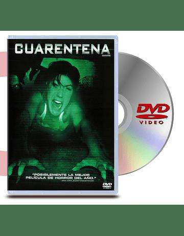 DVD Cuarentena