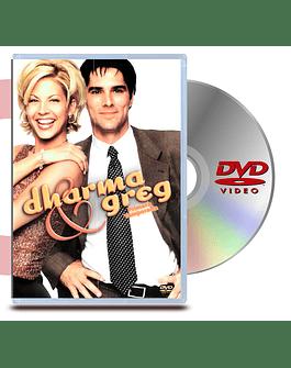 DVD Dharma y Greg Temporada 1