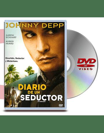 DVD Diario de Un Seductor