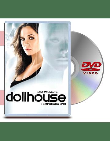 DVD Dollhouse Temporada 1