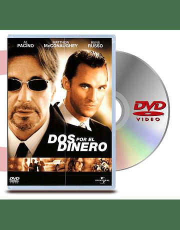 DVD Dos por el Dinero