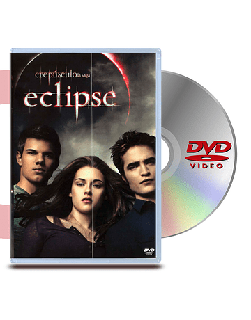DVD Eclipse : 1 Disco