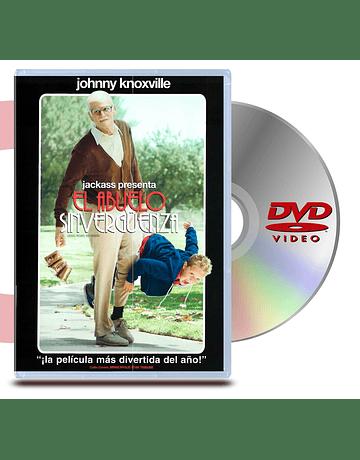 DVD El Abuelo Sinverguenza