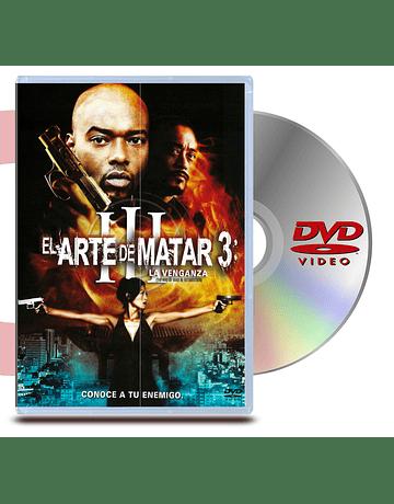 DVD El Arte de Matar 3: La Venganza
