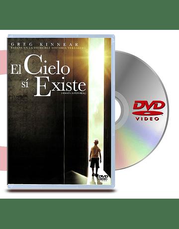DVD El Cielo Si Existe