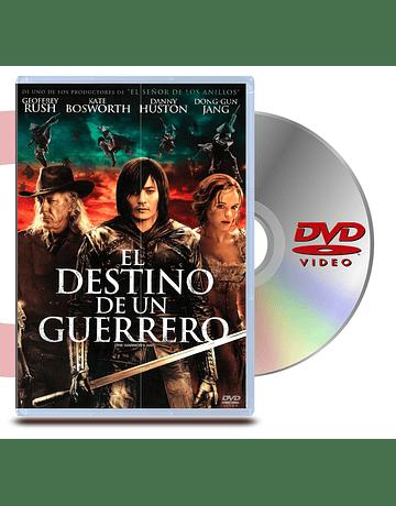 DVD El Destino de Un Guerrero