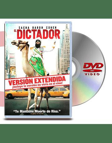 DVD El Dictador