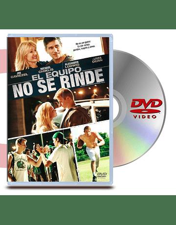 DVD El Equipo No Se Rinde