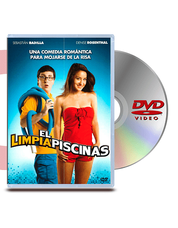 DVD El Limpiapiscinas