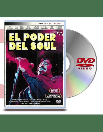 DVD El Poder del Soul