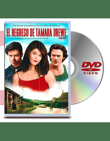 DVD El Regreso de Tamara Drewe