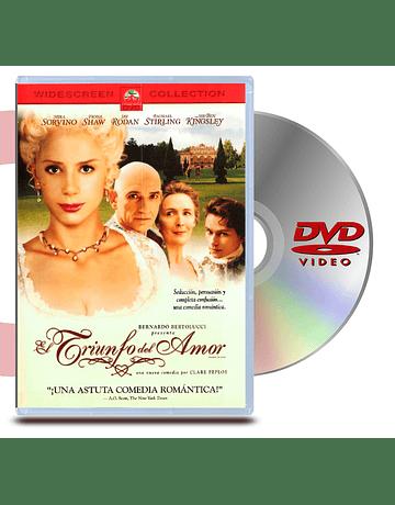 DVD El Triunfo del Amor