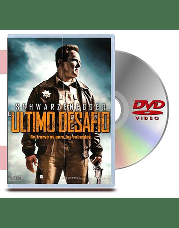 DVD El Ultimo Desafío