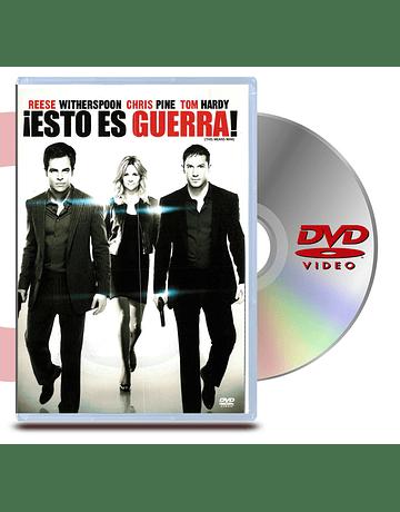 DVD Esto Es Guerra