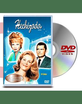 DVD Hechizada Selección de Capitulos